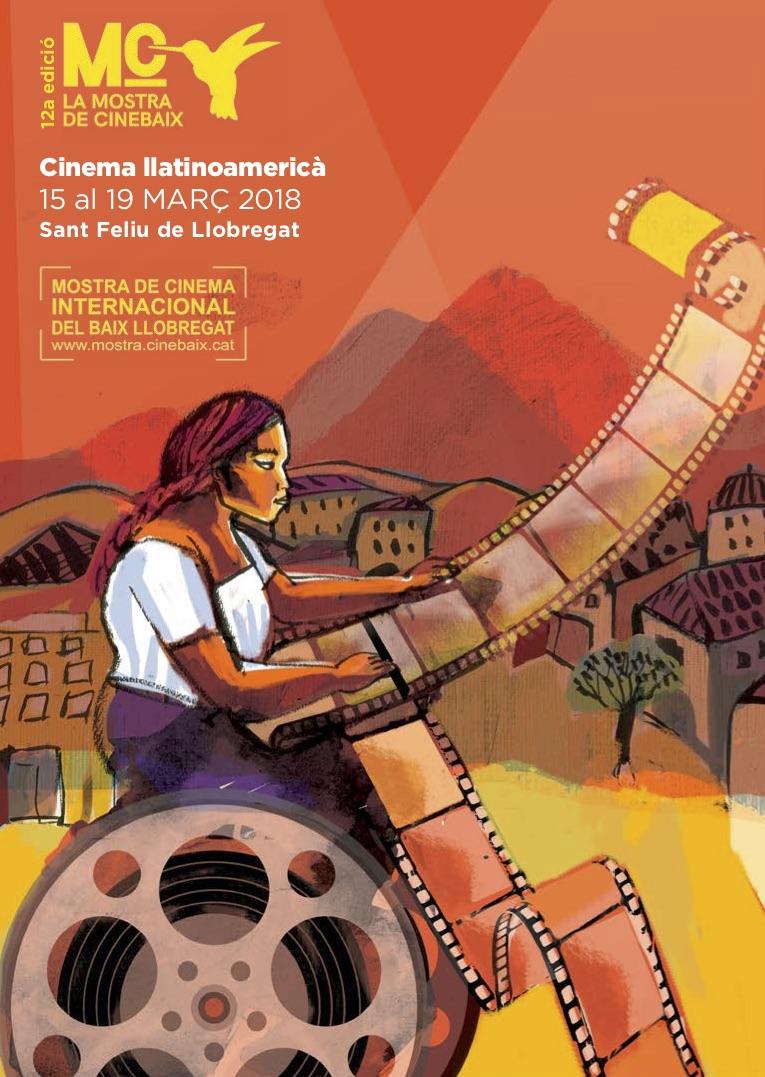 Cartell Cinema llatinoamericà 2018