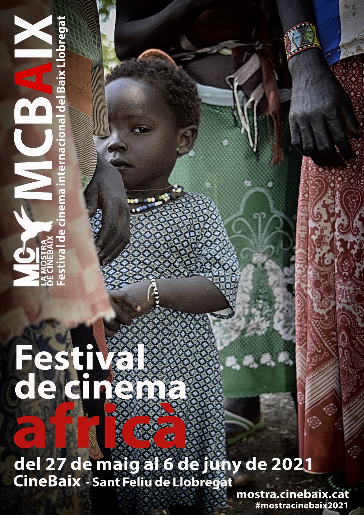 Cartell Cinema africà 2021