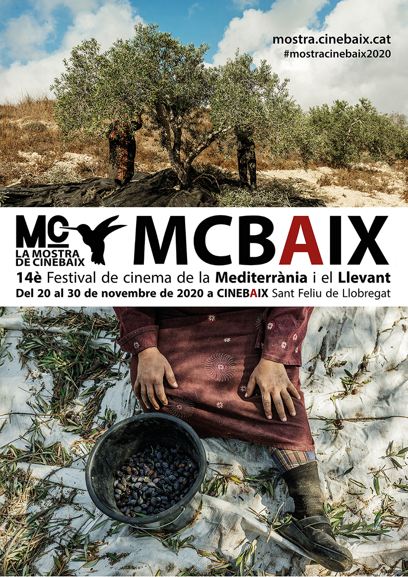 Cartell Cinema de la Mediterrània i el Llevant 2020