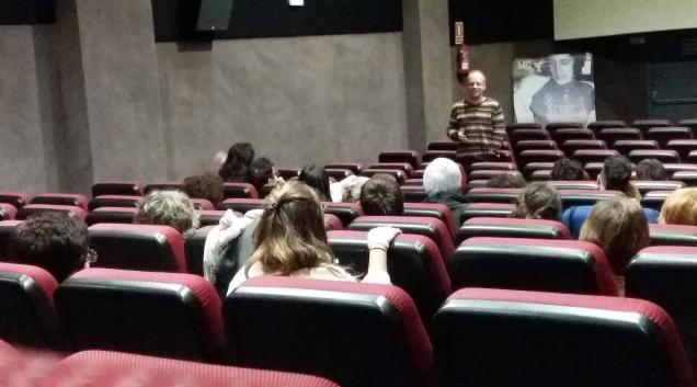 Cinefòrum amb Jordi Oriola